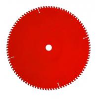 Buy cheap 180- 450mm TCT Saw Blade For Cutting Aluminum , Metal Cutting Scroll Saw Blades from wholesalers