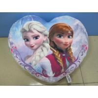Buy cheap Purple New and Fashion Disney Frozen Princess Cushion And Pillow For Bedding from wholesalers