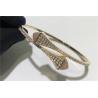 Buy cheap 18 Karat Gold Diamond Slip-on Bracelet CLEO DIAMOND SLIP-ON BRACELET from wholesalers