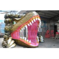 Buy cheap Mobile 5D cinema with truck , dinosaur's shape outer cabin product