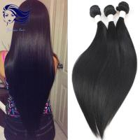 Buy cheap Real Virgin Cambodian Wavy Hair Cambodian Straight Weave Double Drawn from wholesalers