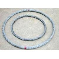 Buy cheap Endless Round Grommet Wire Rope Slings Braided Loop Sling with Galvanized from wholesalers