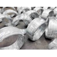Buy cheap 1.57mm 1.68mm ASTM B 408 Galvanized Steel Wire Cable Firm Connection With Concrete from wholesalers