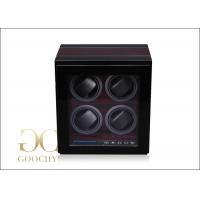 Buy cheap Personalized Gifts Box Four Watch Winder Battery Powered For Men from wholesalers