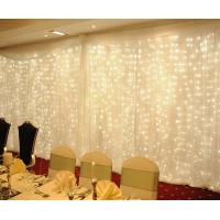 Buy cheap fairy lights curtain backdrop from wholesalers
