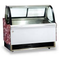 Buy cheap Low Noise Fan Forced Ventilation Gelato Showcase, Energy Saving Commercial Chest Freezer with 2000mm Length product
