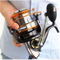 Buy cheap Wholesale Fishing Tackles Reels 9000 Seires Full Metal Line Cup Spinning Fishing Reels from wholesalers