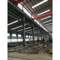 Buy cheap Q345 prefabricated metal structures design for warehouse building from wholesalers
