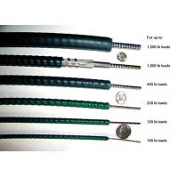 Buy cheap Custom Industrial Control Cables , Tractor Spare Parts Choke Control Cable from wholesalers