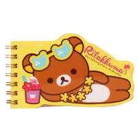Buy cheap Personalised Coil Teddy Bear Memo Pads from wholesalers