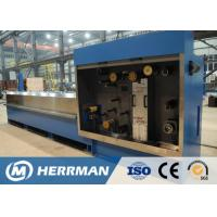 Buy cheap AC / DC Driven Control Wire Drawing Equipment , Multi Heads Wire Manufacturing Machine from wholesalers