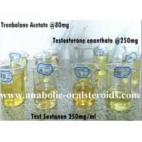 Buy cheap Fat Loss Injectable Anabolic Steroids Testosterone Blend Sustanon 250mg For Gain Muscle from wholesalers