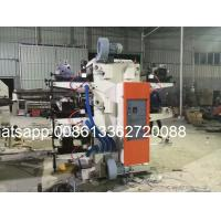 Buy cheap 2 / 4 / 6 Color Flexographic Printing Machine For Supermarket Handbag / Vest Bag from wholesalers