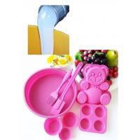 Buy cheap Fast Setting High Tear Resistance Food Liquid Silicone Rubber For Kitchen Utensils product