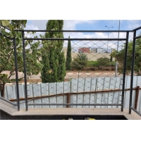 Buy cheap Building Facade Screens 3.2mm 25x25 Stainless Steel Wire Rope Mesh from wholesalers