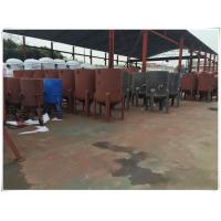 Buy cheap High Efficient Portable Industrial Sandblasting Equipment Vertical / Horizontal product