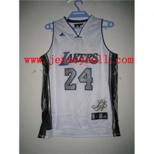 China Wholesale NBA Bryant #24 Autograph basketball jerseys on sale