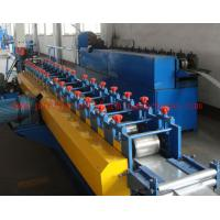 Buy cheap High Speed 0 - 25m/min Metal Stud and Track Roll Former Machine Track Production Line from wholesalers