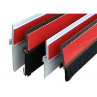 Buy cheap Sliding / Roll Up Door Bottom Sweep Weather Seal Strip Brush Dustproof Windproof from wholesalers