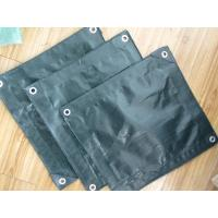 Buy cheap waterproof polyethylene tarpaulin used for wagon cover and gazebo tents from wholesalers