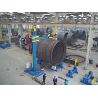 Buy cheap Movable Rotary Welding Positioner Seams and Cylindrical Members from wholesalers