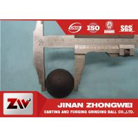 Buy cheap Hot Rolling Steel Balls For Ball Mill from wholesalers