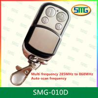 Buy cheap SMG-010D Universal auto searching multi frequency fixed code remote duplicator from wholesalers
