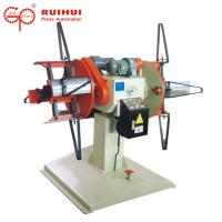 Buy cheap Vertical Double End Coil Steel Decoiling Machine For Aluminium Sheet (MDW-200) from wholesalers