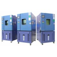 Buy cheap Air Cooling Environmental Test Chamber , Temperature Humidity Stability Test Chamber from wholesalers