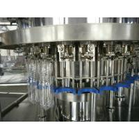 Buy cheap Carbonated Soft Drink Gravity Filling Machine , Auto Soda Filling Machine 60 Head 20000BPH from wholesalers