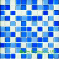 Buy cheap High Quality Crystal  Mosaic Tile Manufacturer in China, 300x300mm from wholesalers