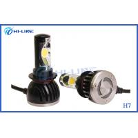 China Universal H7 LED Car Headlight Bulbs 2200lm High Lumen Beam Bulb Black or Customized on sale