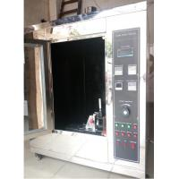 Buy cheap Glow Wire Testing Chamber Comply with IEC60695-2-10 -13:IEC 60335-1,IEC 60598-1 and IEC60745 product
