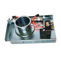 Buy cheap Pneumatic Duct Zone Dampers All Galvanized Blast Gates For Ventilation Fittings from wholesalers