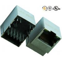 Buy cheap 1840417-3 Magnetic 100Base-TX Rj45 LPJD0711BENL Ethernet Right Angle RJ45 from wholesalers