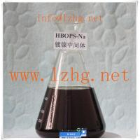Buy cheap HBOPS-Na Metal surface finishing solution butynediol sulfopropyl ether sodium C7H12NaO5S CAS NO.: 90268-78-3 from wholesalers