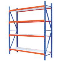Buy cheap Logistics Industrial Warehouse Shelving Corrosion Resistant Long Life Span from wholesalers