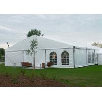 Buy cheap Double PVC Coat Clear Span Structure Tent , Large Outdoor Tent For 500-1000 People from wholesalers
