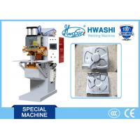 Buy cheap Advanced 3 phase Pneumatic Spot Welding Machine For Large Stud Screw from wholesalers