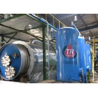 Buy cheap Professional Waste Oil Distillation Equipment High Recycling Rate ISO Certified from wholesalers