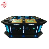 Buy cheap 8 Players Trinidad Electronic Roulette Machine With ICT A6 Bill Acceptor product