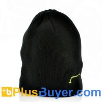 Buy cheap Warm Beanie Hat with Headphones - Black from wholesalers