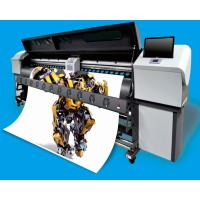 Buy cheap Locor Large Format Plotter 3.2m(10feet) outdoor eco solvent printer from wholesalers