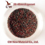 Buy cheap Garnet sand blasting abrasives 20/40 30/60 from wholesalers