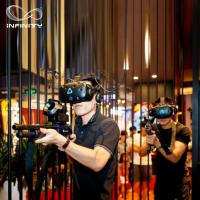 Buy cheap HTC VIVE VR Standing Platform Multiplayer 4 People Interactive Shooting Games product