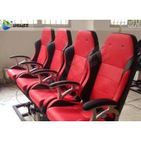 Buy cheap Superduty Interative 4D Motion Theater Chair 4D Movie Theater Electric Mobile Seats product