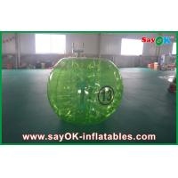 Buy cheap Outdoor Lawn Inflatable Sports Games , 1mm TPU Inflatable Human Bubble Ball from wholesalers