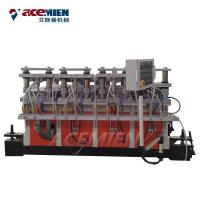 Buy cheap WPC Board Making Machine , PVC WPC Composite Foam Making Machine 3 Phase from wholesalers