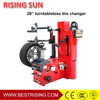 Buy cheap Double Bending Automatic Tire Changer Equipment for Car Service Station from wholesalers