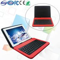 Buy cheap Business Man iPad Keyboard Leather Case Genuine Leather With IOS System from wholesalers